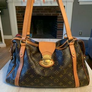 Authentic Louis Vuitton Stresa